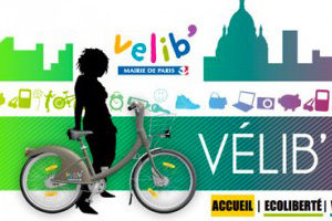 Blog Vélib Paris