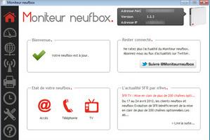 Moniteur neufbox